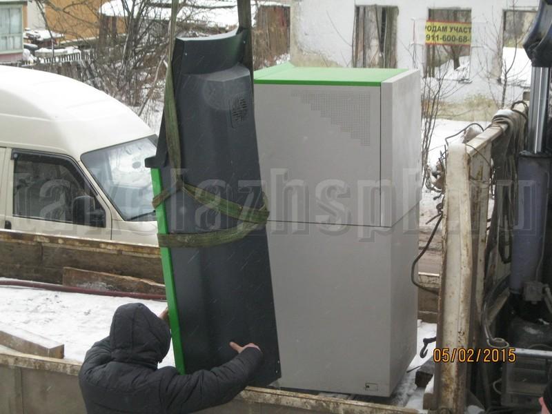 такелаж банкоматов Санкт-Петербург
