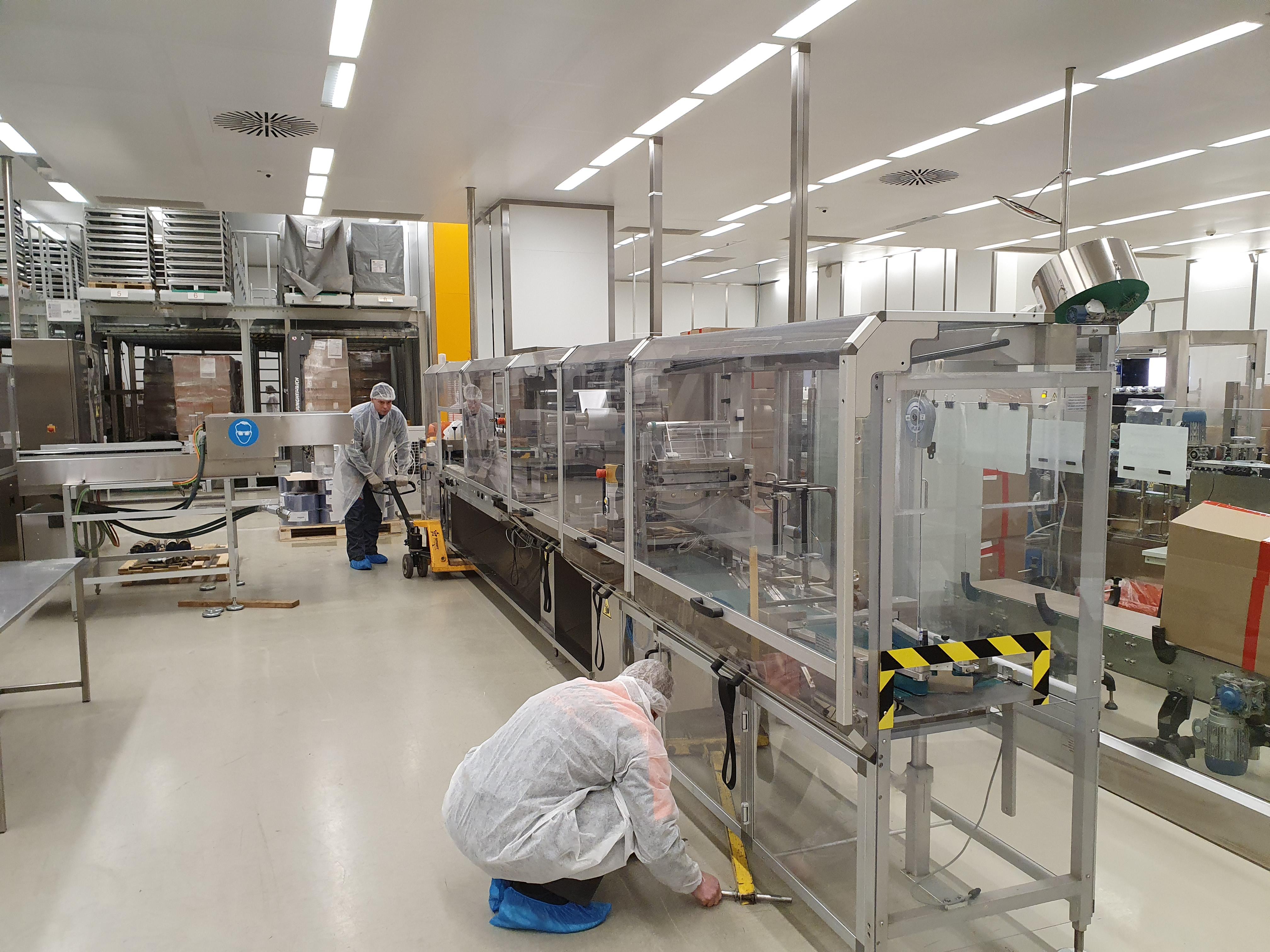Перемещение медицинского оборудования СПб
