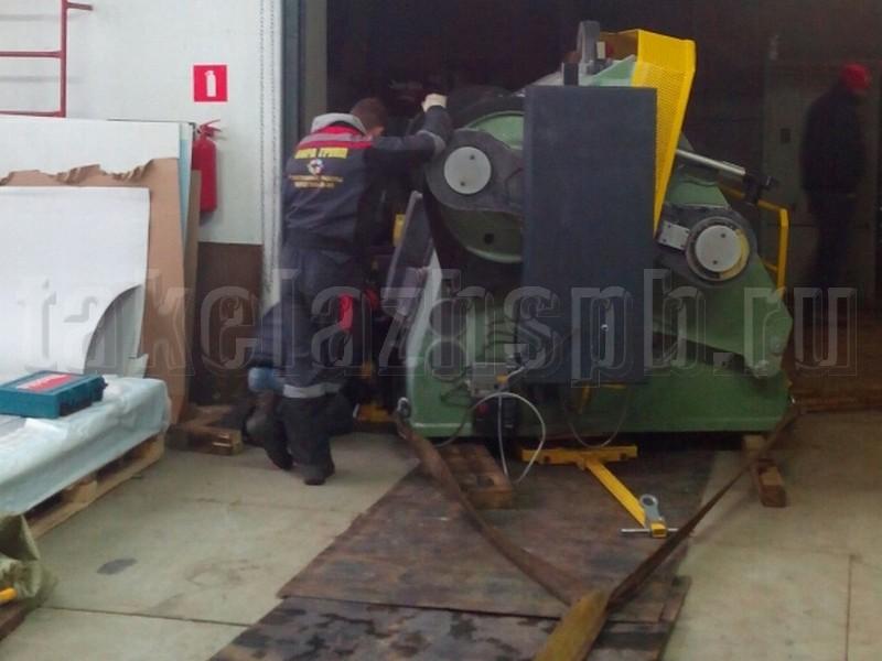 ручное перемещение грузов